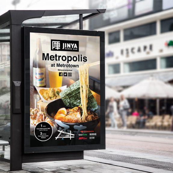 <div><span style='display:none;'>0813_jin</span>Bus Stop Shelter Advertising Design</div>