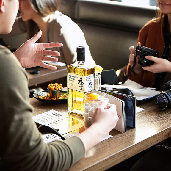 <div><span style='display:none;'>0911</span>Event Planning and Marketing : <br>Suntory Toki Event</div>